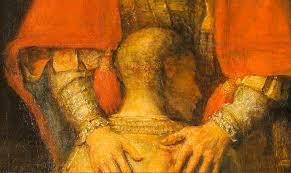 Resultado de imagen de Rembrandt, El regreso del hijo pródigo