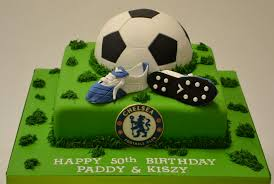 10 Square And 12 Football Cake Boys Birthday Cakes Celebration