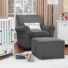 Baby Relax Mackenzie Rocker Gray - Walmart.com