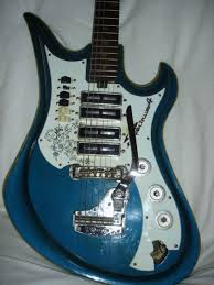 17 best images about guitar learn to play guitar teisco spectrum 4 guitar for restoration or parts