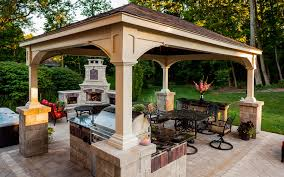 pergola covered structure or pavilion
