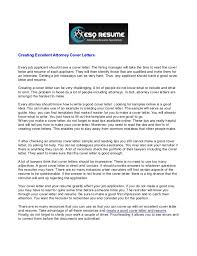 Creating Excellent Attorney Cover Letters1 3
