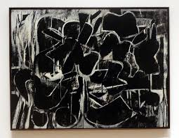 painting by willem de kooning 42 5 8 by 56 1 8 inches the museum of modern art new york purchase 1948