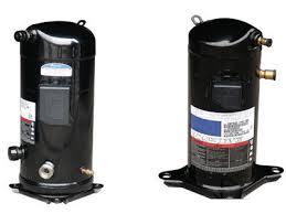 compresor refrigeracion. compresor copeland zr144kc-tfd-522 de la voluta refrigeración del acondicionador aire 10hp refrigeracion
