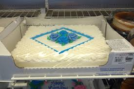 Costco Sheet Cake $18 99