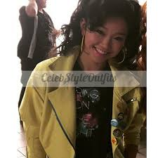 153,884 likes · 512 talking about this. Lana Condor X Men Apocalypse Jubilation Lee Leather Jacket