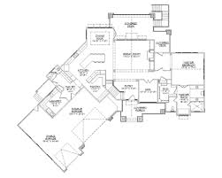 craftsman style house plan 4 beds 4 5 baths 5319 sq ft plan 945 House Plans Cost Build Calculator floor plan main floor plan Average Cost for House Plans