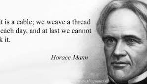 Horace Mann Quotes Classy Horace Mann Quotes Quotes