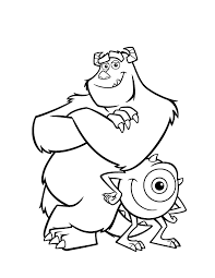 Small Picture Monsters Coloring Pages GetColoringPagescom