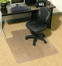 office desk cover. Office Desk Cover Clear Plastic Protector Staples Blotter With Desktop Chair Mats Carpeted Surfaces Cable Hole S