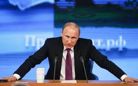 Putinin üst geyimi SATIŞA ÇIXARILDI