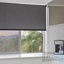 fabric roller blinds. Wonderful Fabric Indoorblindsfabricrollerblindblackbottomrail With Fabric Roller Blinds P