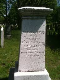 Mary Polly Lane Frye (1784-1848) - Find A Grave Memorial