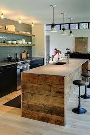 Cuisine Avec îlot Central 43 Idées Inspirations кухня Ilots