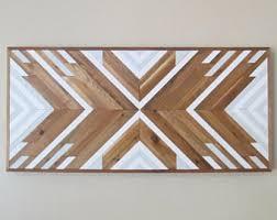 southwestern wooden wall art