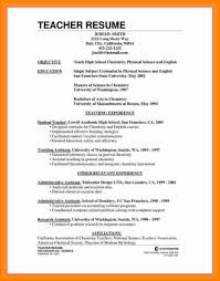 15 How To Make Cv For Teacher Job Barber Resume