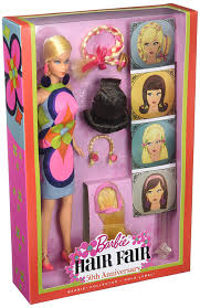 Amazon Barbie Hair Fair Set 人形ドール おもちゃ