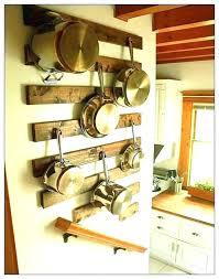 wall mounted pot rack wall pot rack wall pot rack pot rack marvelous wall hanging pot
