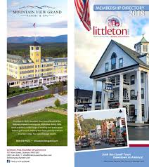 Northern Lights Federal Credit Union Littleton Nh 2018 2019 Membership Directory Resource Guide By
