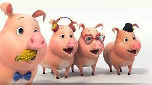 Ba bà đi bán lợn con, Xúc xắc xúc xẻ 💖LK nhạc thiếu nhi remix vui nhộn - Nhạc  thiếu nhi mới nhất. - #1 Xem lời bài hát