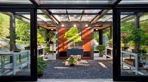 Japanese Garden Design Toronto Bonsai Pavilion Japanese Garden Landscape Architecture By
