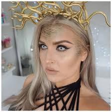 medusa hair style famous 2018
