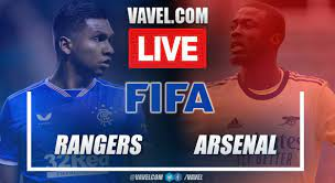 Arsenal in Friendly Match ...