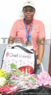 Meet Award - winning Junior Chef Edna Butcher - St. Lucia News ...