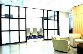 glass wall dividers glass wall dividers wall dividers with door sliding door dividers glass sliding room