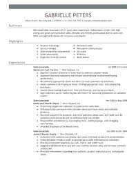 Entry Level Sales Associate Resumes Inside Sales Resume Example Englishor Com