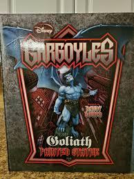 Goliath Designs Bowen Designs Goliath Gargoyles Statue Disney 51 Of 750 Rare