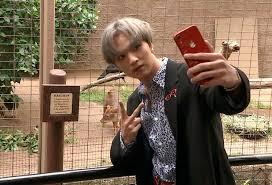 haechan meets haechan k pop star honored with zoo namesake
