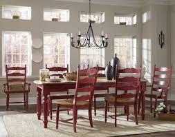 Paint Finish For Living Room Dining Room Decor Ideas Molded Wood Chairs Lovely White Striped