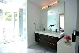 full length frameless wall mirror mirrors without frame floor beveled bathroom double