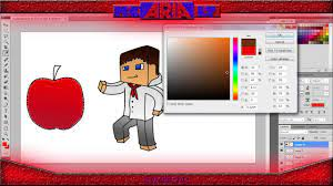 Minecraft Da2Korta skin'o speedart'as ...