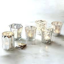 mercury glass votives mercury glass votive candle holders bulk