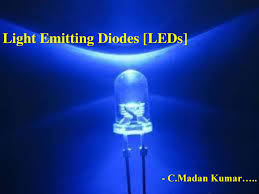 Physics Project On Light Emitting Diodes Light Emitting Diode Leds Powerpoint Slides