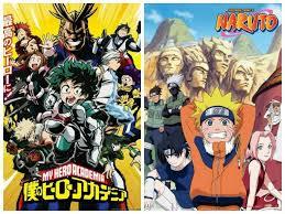Naruto X My Hero Academia Crossover