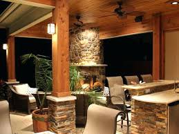 covered patio lights. Seemly Covered Patio Lighting Ideas Column Lights .