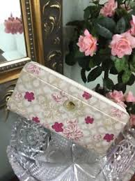 Image is loading New-Coach-Waverly-F49246-Wallet-Floral-Print-Long-