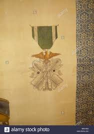 English Detail From Painting Image Showing A Medal The Order Of