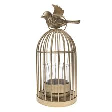 Tea Light Birdcage Gold Birdcage Tea Light Holder