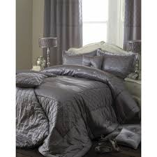 Riva paoletti Cristal silver quilted jewel bedspread set 275cm x ... & Riva paoletti Cristal silver quilted jewel bedspread set 275cm x 275cm Adamdwight.com