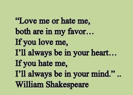 Shakespeare Love Quotes Delectable Famous Shakespeare Love Quotes QUOTES OF THE DAY