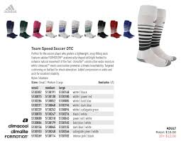 79 Unfolded Youth Soccer Sock Size Chart