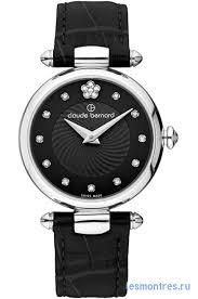 <b>Женские</b> наручные <b>часы Claude</b> Bernard. 20501-3NPN2 ...