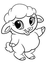 Small Picture Free Printable Sheep Coloring Pages For Kids Trinity Germany