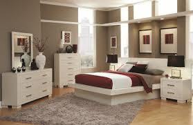 King Size Bedroom Furniture Coaster 202990ke White Eastern King Size Wood Bed Steal A Sofa