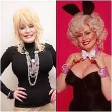 Dolly Parton Recreated Her Playboy Cover 43 Years Later and Looks So Hot