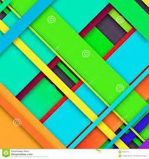 Colored Paper Design L